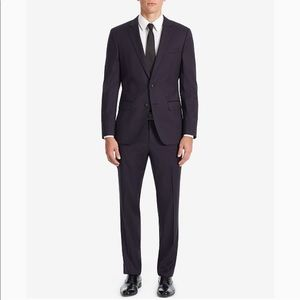 Hugo Boss Men's Lanificio Tesse Biella blazer